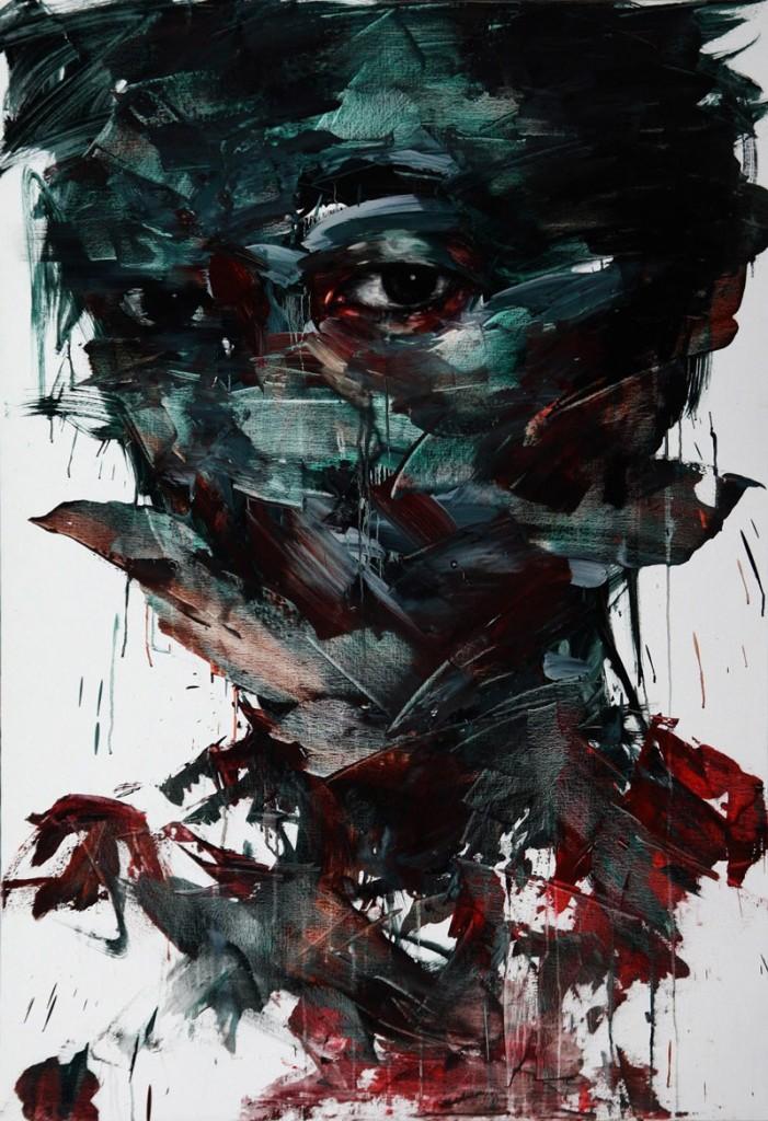 art blog - Shin Kwang Ho - empty kingdom
