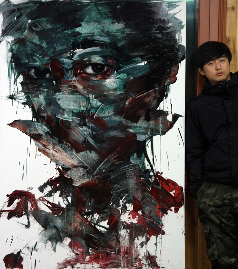 art blog - Shin Kwang Ho - empty kingdom