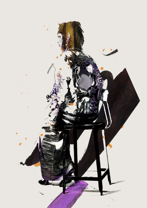 Spiros Halaris - Empty Kingdom - Art Blog