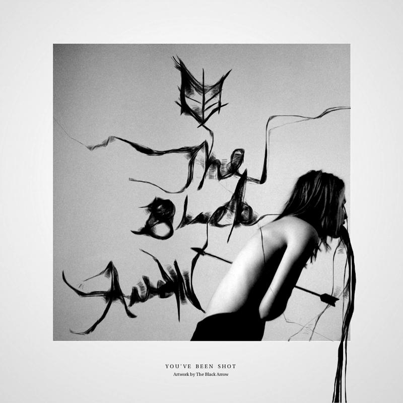 art blog - THE BLACK ARROW - empty kingdom