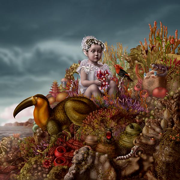 Emile Morel - Empty Kingdom - Art Blog