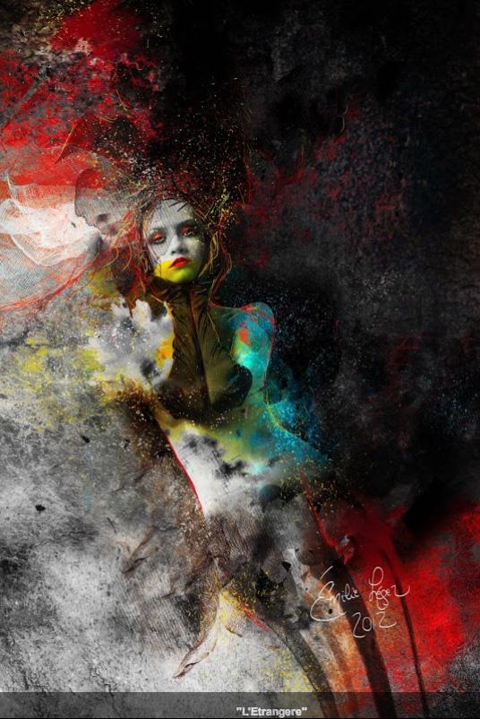 Emilie Leger - Empty Kingdom - Art Blog