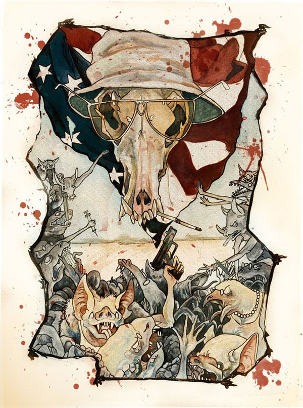 art blog - AJ Frena - empty kingdom