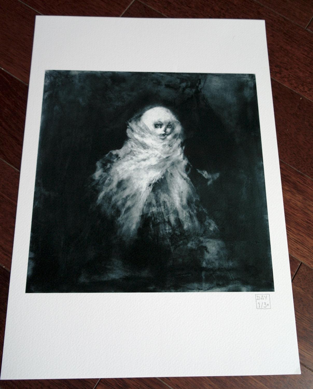 Alexandre Day - Empty Kingdom - Art Blog
