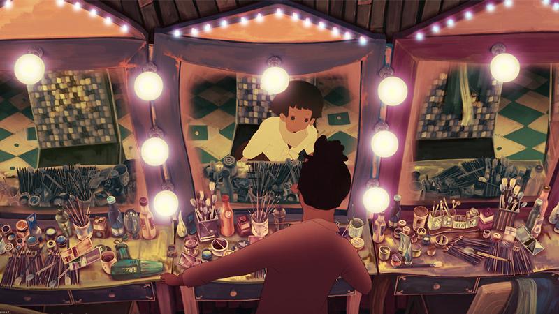 Art Blog - Brian Jin - Empty Kingdom