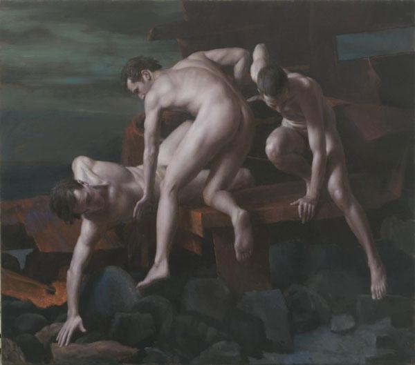 art blog - Harry Holland - empty kingdom