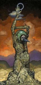 Jeff Christensen -Empty Kingdom - Art Blog