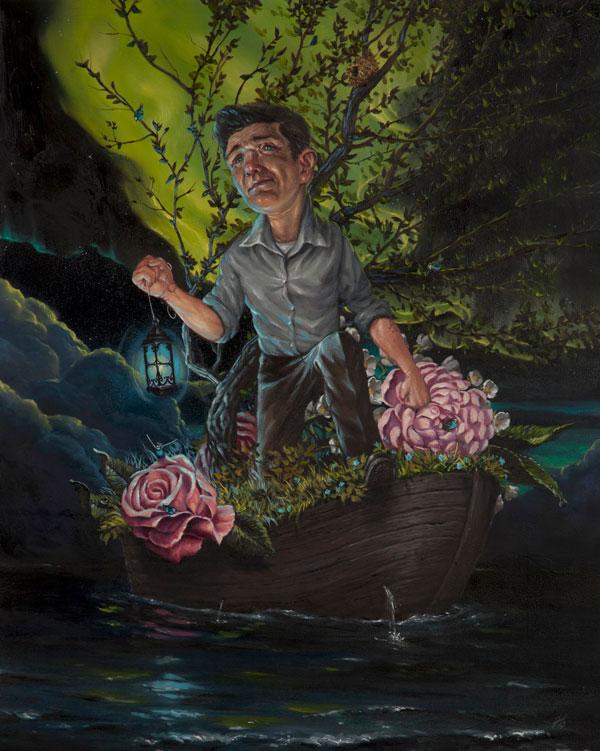 art blog - Jonathan Bergeron - empty kingdom