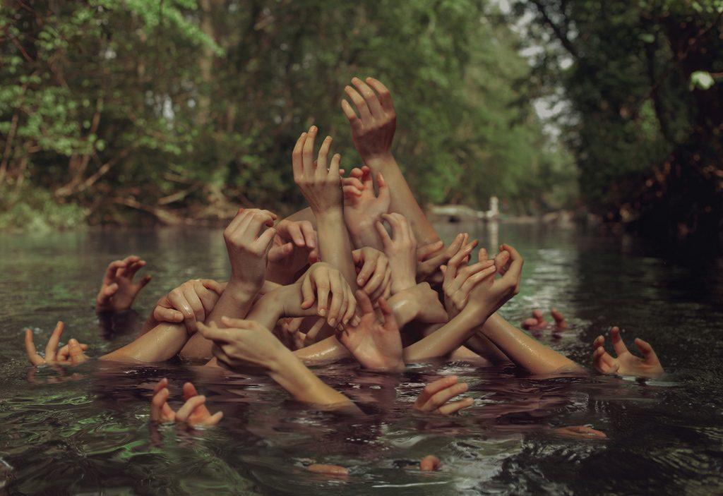 Kyle Thompson - Empty Kingdom - Art Blog