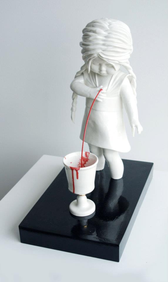 art blog - Maria Rubinke - empty kingdom