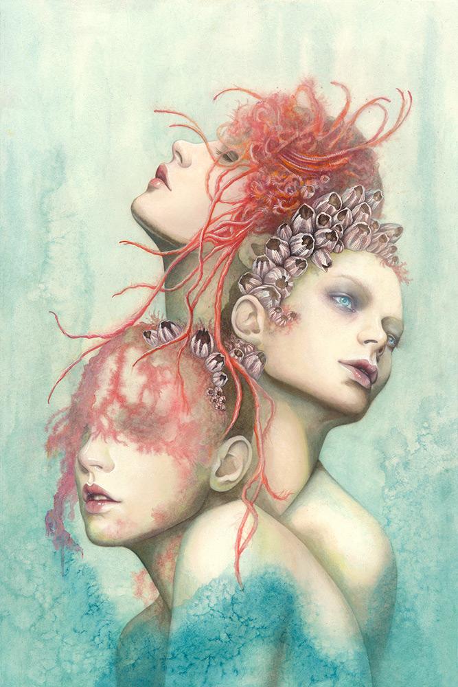 art blog - Redd Walitzki - empty kingdom