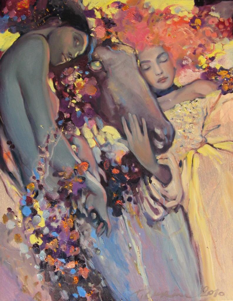art blog - Svetlana Tiourina - empy kingdom