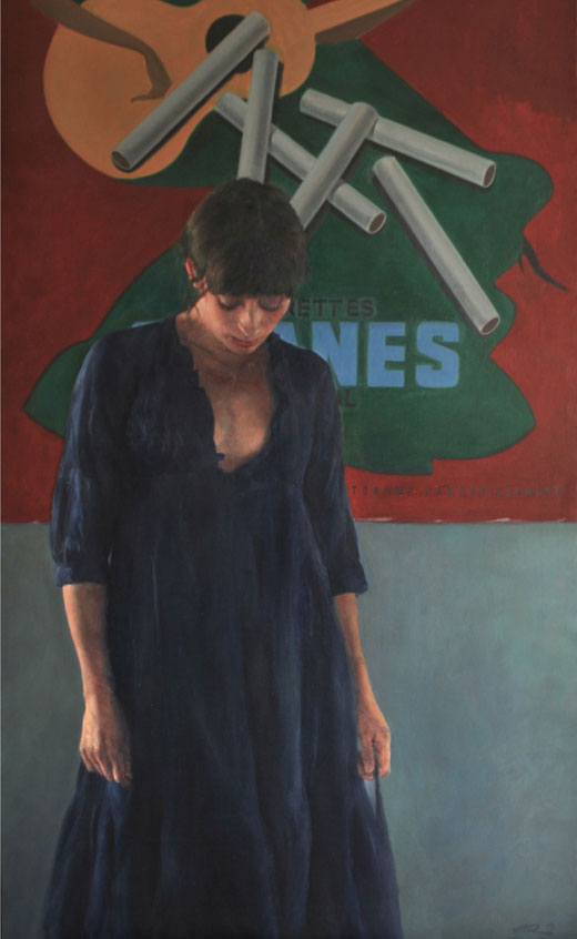 Alex Russell Flint - Empty Kingdom - Art Blog
