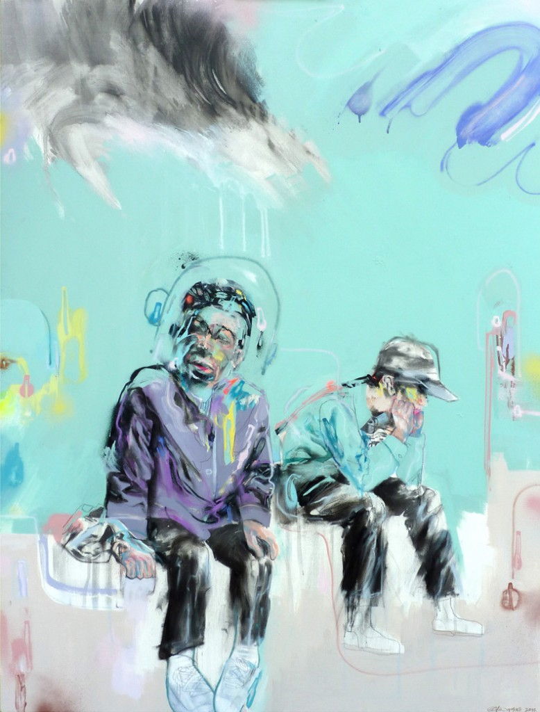 art blog - China Mike - empty kingdom