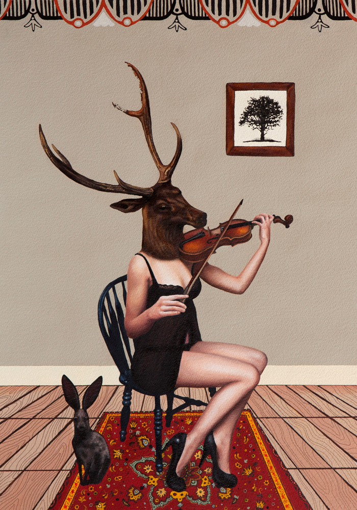 art blog - Emily Burns - empty kingdom