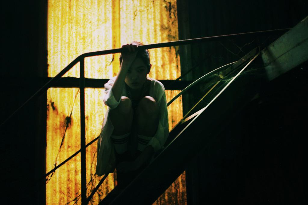 Jeff Liu - Empty Kingdom - Art Blog