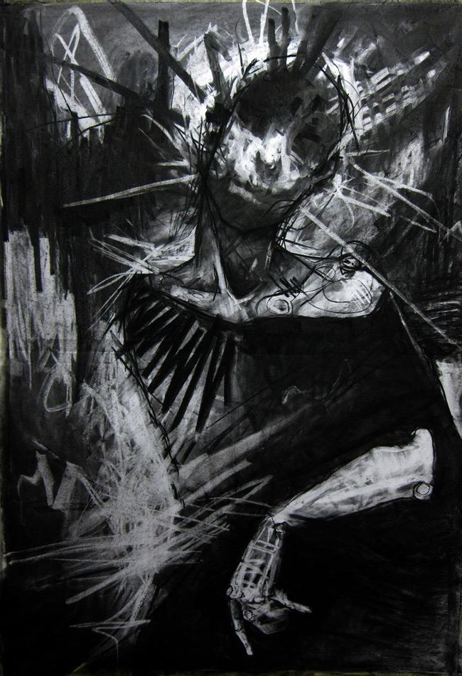 art blog - Joseph Loughborough - empty kingdom