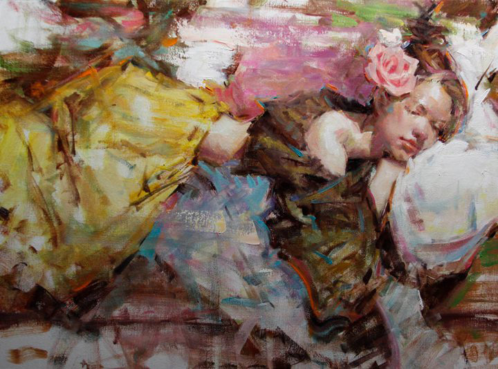 art blog - Kevin Beilfuss - empty kingdom