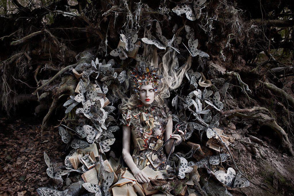 Kirsty Mitchell - Empty Kingdom - Art Blog