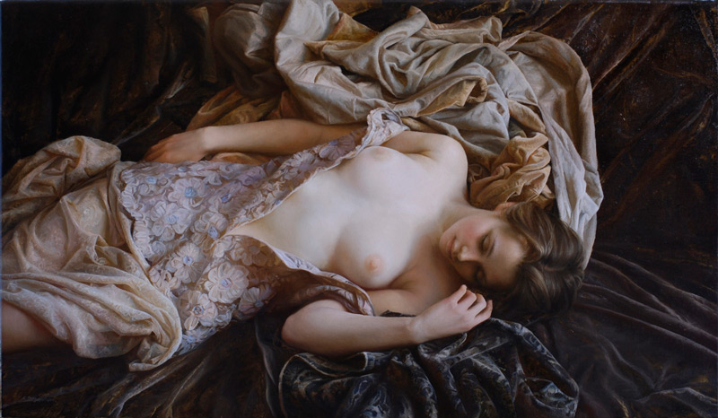 art blog - Serge Marshennikov - empty kingdom