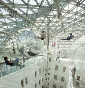 Tomas Saraceno - Empty Kingdom - Art Blog