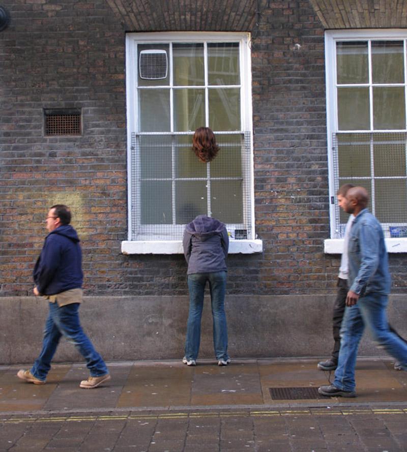 Mark Jenkins, Street, 2013