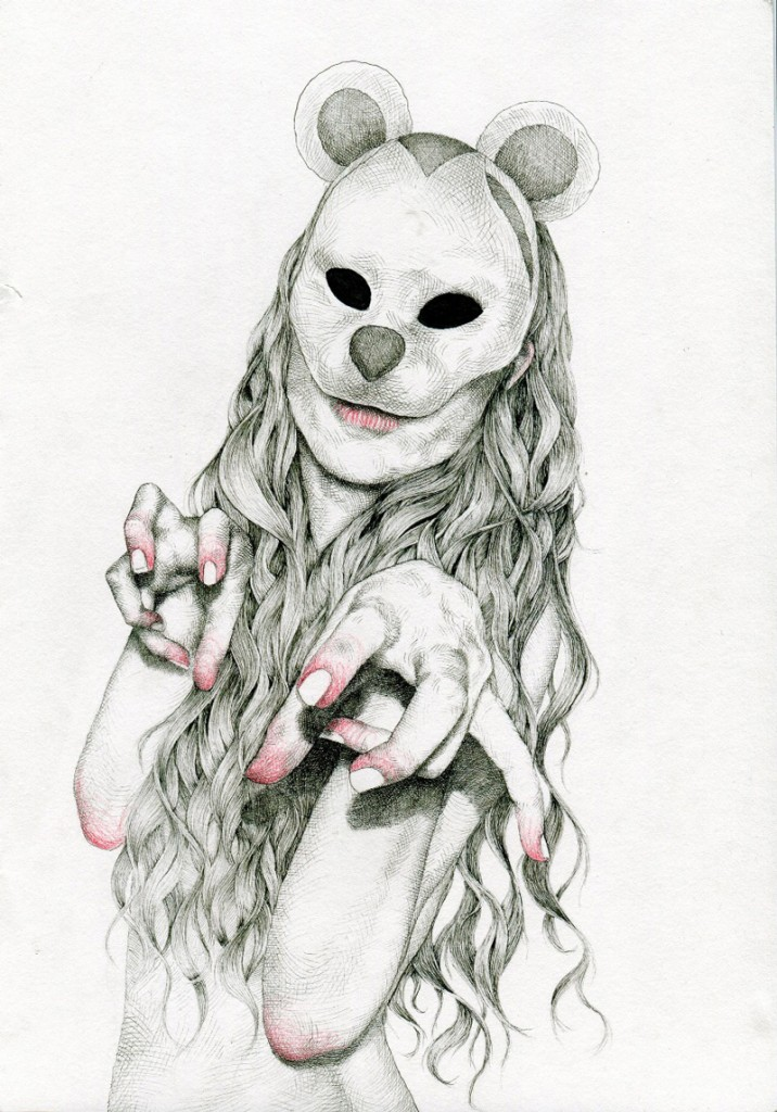 art blog - Analisa Aza - empty kingdom