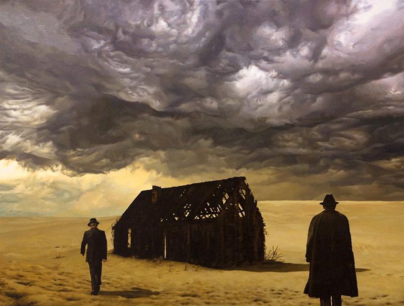 art blog - Caleb Brown - empty kingdom