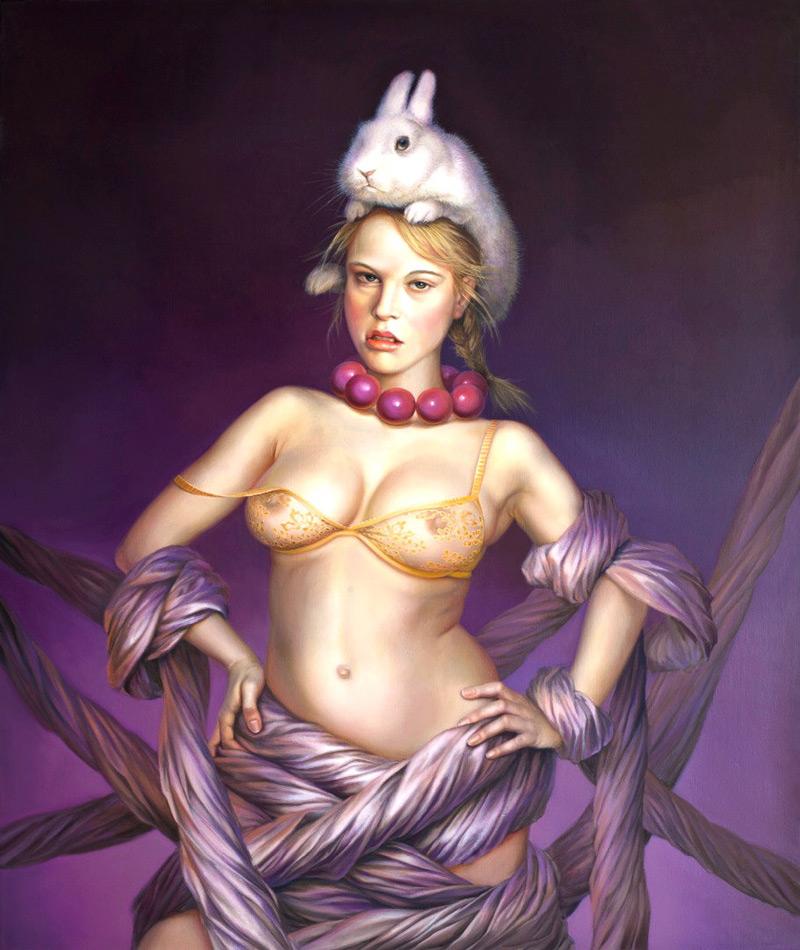 art blog - Lilia Mazurkevich - empty kingdom