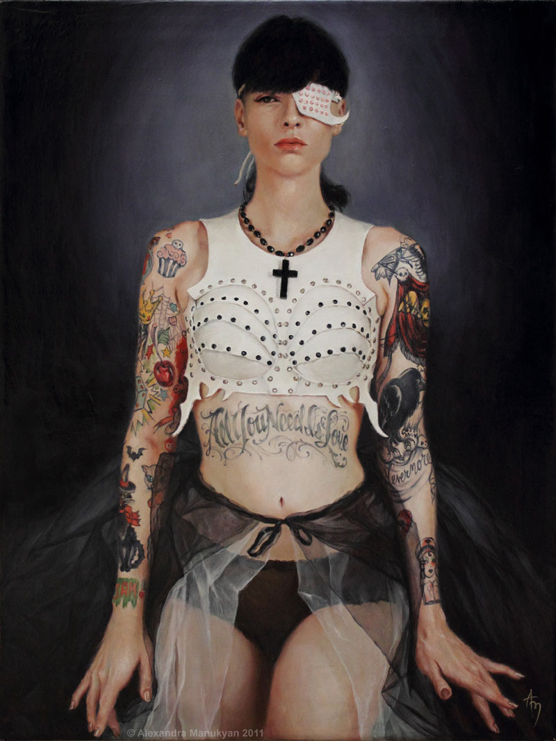 art blog - Alexandra Manukyan - empty kingdom