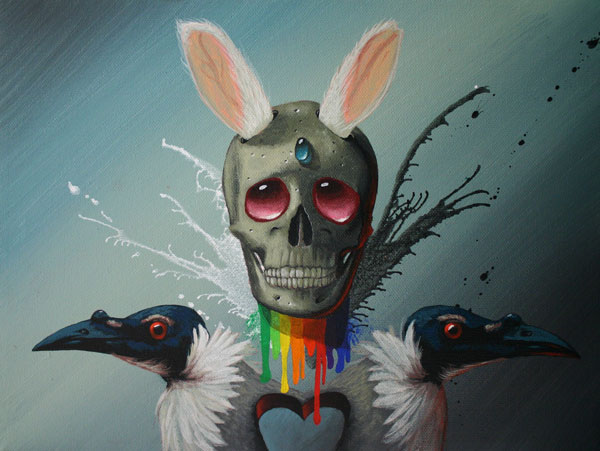art blog - Robert Bowen - empty kingdom