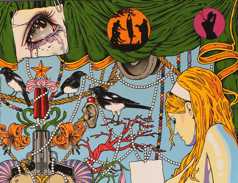 art blog - TheDirtyFabulous - empty kingdom