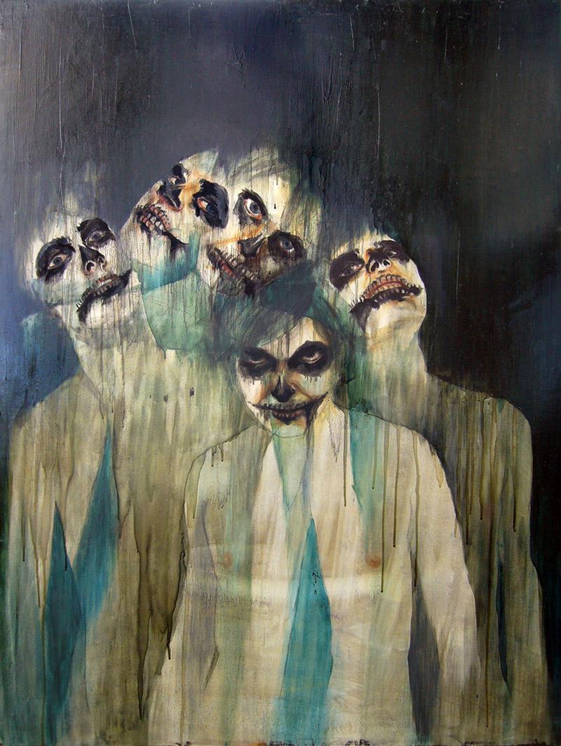 Christine Wu, Painting, 2013