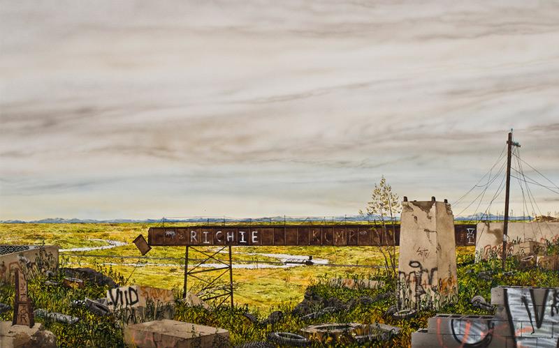 art blog - Alex Luckas - empty kingdom