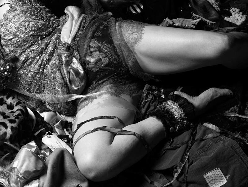 art blog - Hedi Slimane - empty kingdom