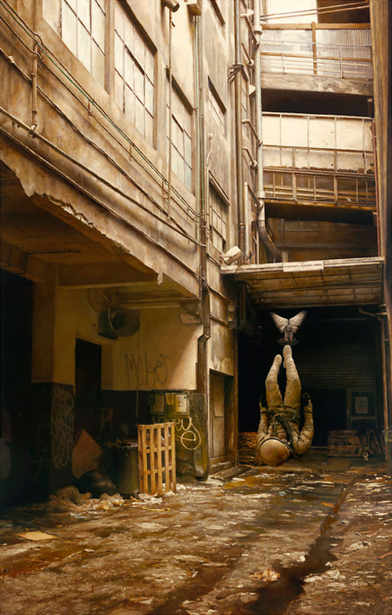 art blog - Jeremy Geddes - empty kingdom