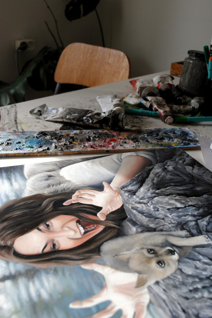 art blog - Linnea Strid - empty kingdom