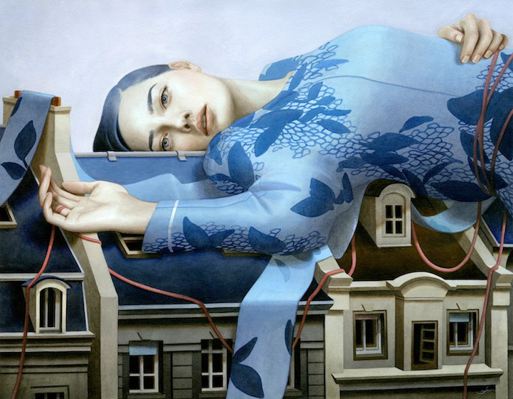 art blog - Tran Nguyen - empty kingdom