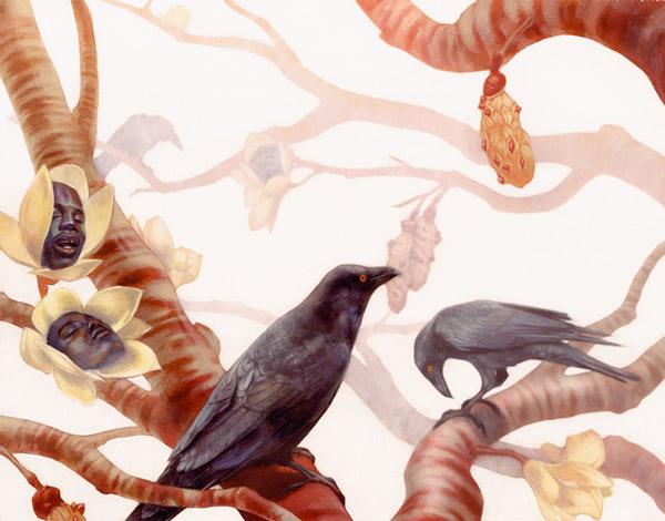 Charles Chaisson, Illustration, 2013