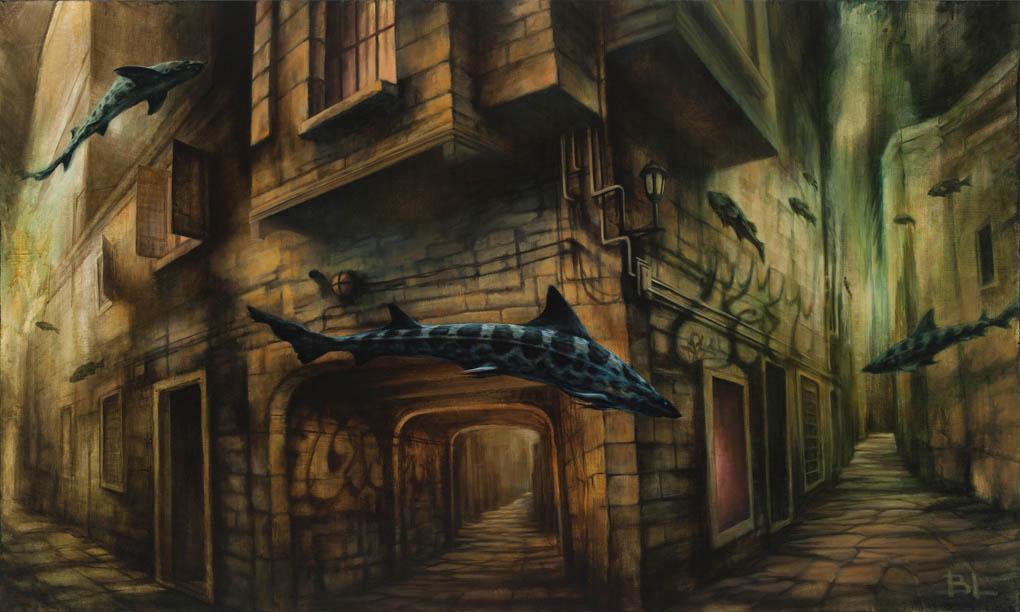 Deep Streets -Levinson