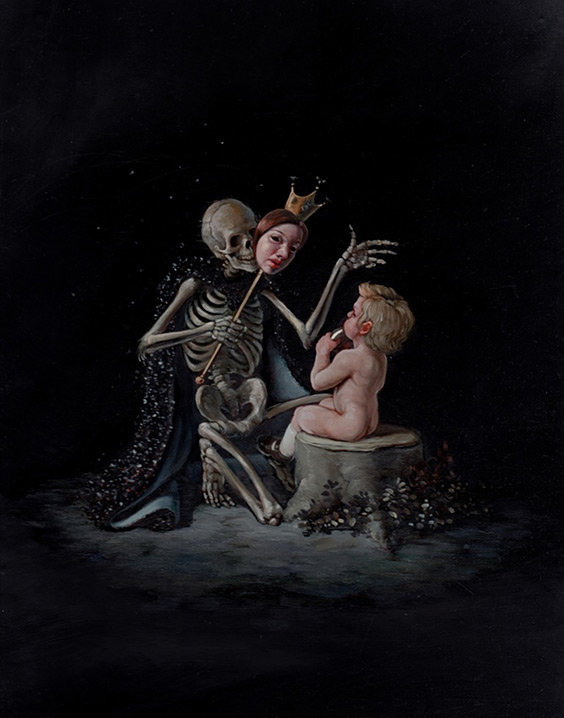 art blog - Erik Thor Sandberg - empty kingdom
