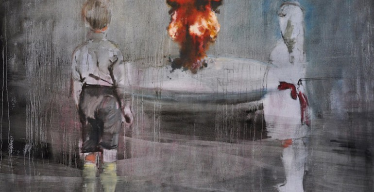 art blog - Jake Wood Evans - empty kingdom