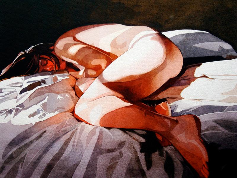 art blog - Keinyo White - empty kingdom