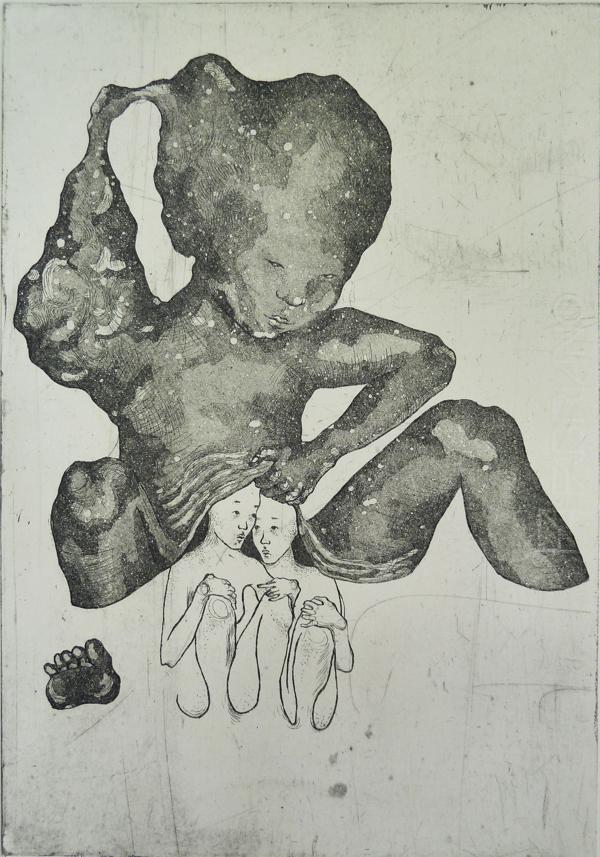 Lijie Ong - Empty Kingdom - Art Blog