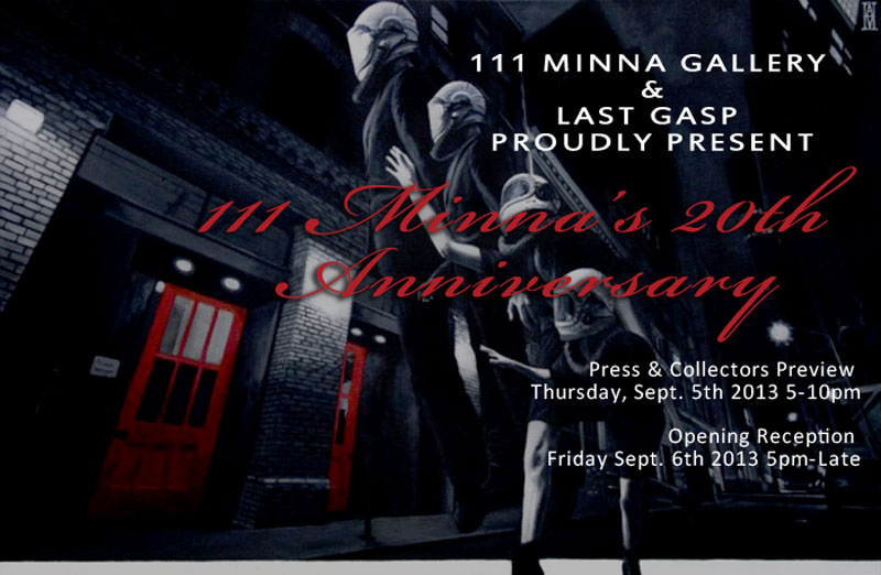 Art blog - 111 Mania Anniversary - Empty Kingdom