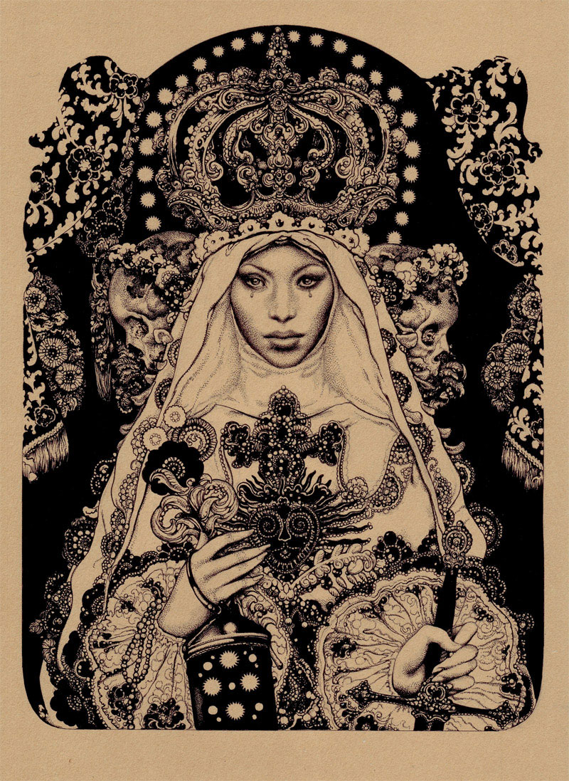 art blog - Vania Zouravliov - empty kingdom