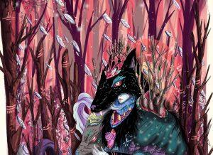 art blog - Nijah Lefevre - empty kingdom
