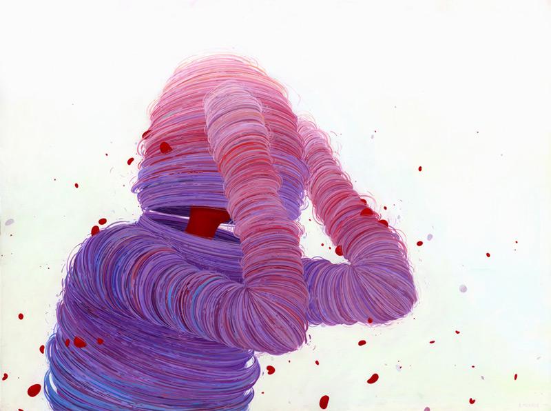 art blog - Brendan Monroe - empty kingdom