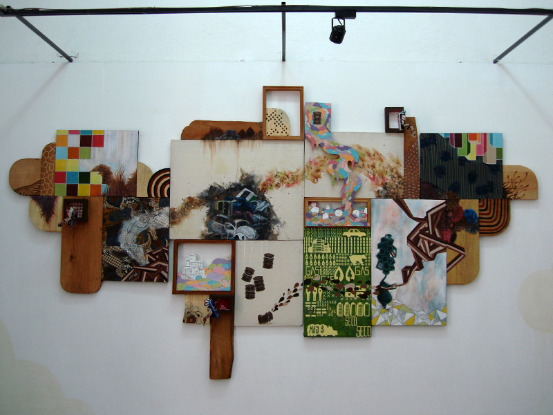 art blog - Curiot - empty kingdom