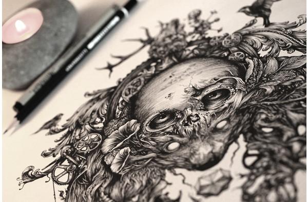 DZO Olivier - Empty Kingdom - Art Blog